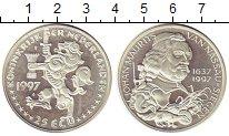 Изображение Монеты Нидерланды 25 экю 1997 Серебро Proof- Йохан  Мориц  ван  Н