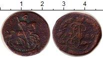 Изображение Монеты Россия 1762 – 1796 Екатерина II 1 деньга 1789 Медь VF