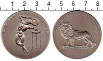 Изображение Монеты Конго 10 франков 2002 Серебро UNC-