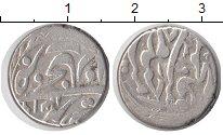Изображение Монеты Бухара 1 таньга 0 Серебро VF+