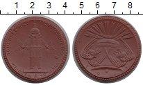 Изображение Монеты Германия Мейсен 10 марок 1921 Керамика UNC