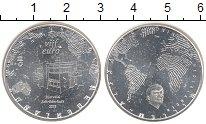Изображение Монеты Нидерланды 5 евро 2013 Посеребрение UNC-
