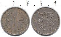 Изображение Монеты Финляндия 1 марка 1931 Медно-никель XF