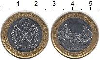 Изображение Монеты Сахара 500 песет 2010 Биметалл UNC- Арабская  культура
