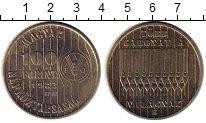 Изображение Монеты Венгрия 100 форинтов 1983 Медно-никель UNC ФАО