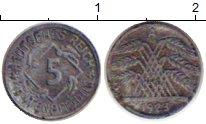 Изображение Монеты Германия жетон 1923 Цинк XF Игровой жетон. 5 пфе