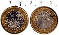 Изображение Монеты Финляндия 5 евро 2012 Биметалл UNC-