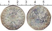 Изображение Монеты Австрия 5 евро 2004 Серебро UNC-