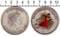 Изображение Монеты Фиджи 20 долларов 2012 Серебро UNC