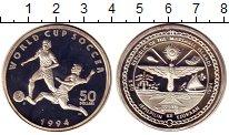 Изображение Монеты Маршалловы острова 50 долларов 1994 Серебро Proof-