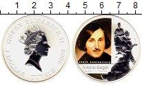 Изображение Монеты Тувалу 1 доллар 2009 Серебро UNC