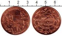 Изображение Монеты Австрия 10 евро 2016 Медь UNC Австрия