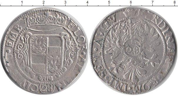 Картинка Монеты Девентер 28 стюйверов Серебро 0