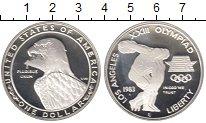 Изображение Монеты США 1 доллар 1983 Серебро Proof