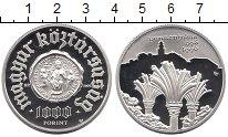 Изображение Монеты Венгрия 1000 форинтов 1996 Серебро Proof