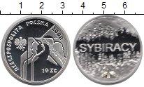 Изображение Монеты Польша 10 злотых 2008 Серебро Proof-
