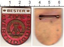 Изображение Монеты ГДР Знак 0 Бронза XF