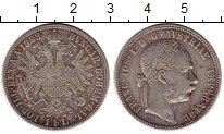 Изображение Монеты Австрия 1 флорин 1883 Серебро XF