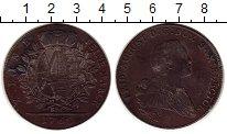 Изображение Монеты Германия Саксония 1 талер 1768 Серебро XF