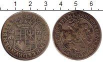 Изображение Монеты Германия Мансвелд 1/3 талера 1671 Серебро VF