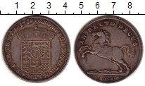 Изображение Монеты Германия Брауншвейк-Люнебург-Каленберг-Ганновер 1 талер 1715 Серебро XF