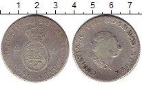 Изображение Монеты Германия Шлезвиг-Гольштейн 2/3 скиллинга 1787 Серебро VF