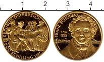 Изображение Монеты Австрия 500 шиллингов 1997 Золото Proof-