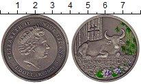 Изображение Монеты Новая Зеландия Ниуэ 1 доллар 2008 Серебро UNC