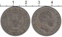 Изображение Монеты Пруссия 1/6 талера 1826 Серебро XF-