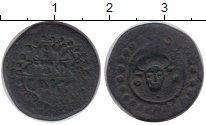 Изображение Монеты Россия Чешуя 1 пуло 0 Медь XF