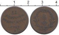 Изображение Монеты Германия Аугсбург 2 пфеннига 1765 Медь VF