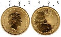 Изображение Мелочь Австралия 1 доллар 2013 Латунь UNC