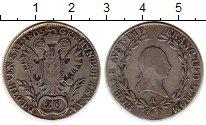 Изображение Монеты Австрия 20 крейцеров 1805 Серебро XF-