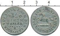 Изображение Монеты Брауншвайг-Вольфенбюттель 1/12 талера 1713 Серебро XF-