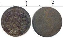 Изображение Монеты Германия Нюрнберг 1 пфенниг 1781 Серебро XF