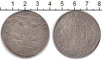 Изображение Монеты Нидерланды Зеландия 30 стиверов 1602 Серебро VF