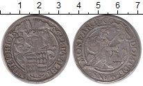 Изображение Монеты Германия Мансвелд 1/2 талера 1545 Серебро VF+
