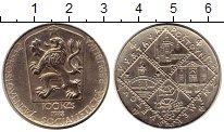 Изображение Монеты Чехия Чехословакия 100 крон 1988 Серебро UNC-