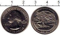Изображение Мелочь США 1/4 доллара 2014 Медно-никель UNC