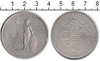 Изображение Монеты Великобритания 1 доллар 1901 Серебро XF-