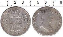 Изображение Монеты Мексика 8 реалов 1816 Серебро VF