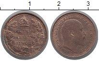 Изображение Монеты Великобритания 1/3 фартинга 1902 Бронза XF+