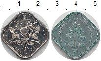 Изображение Монеты Багамские острова 15 центов 1974 Медно-никель Proof