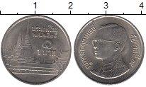 Изображение Монеты Таиланд 1 бат 0 Медно-никель XF