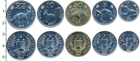 Изображение Наборы монет Гагаузия Гагаузия 2018 2018  UNC Токены. В наборе 5 м