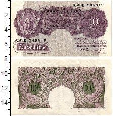 Изображение Банкноты Великобритания 10 шиллингов 1948  XF