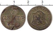 Изображение Монеты Германия Йевер 3 грота 1798 Серебро XF