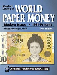 Изображение Книги о монетах Бонистика Краузе 2010, Стандартный каталог банкнот мира, с 1961года, 16-е издание 0