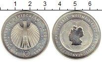 Изображение Монеты Германия 10 евро 2003 Серебро UNC-