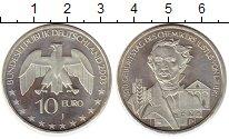 Изображение Монеты Германия 10 евро 2003 Серебро UNC